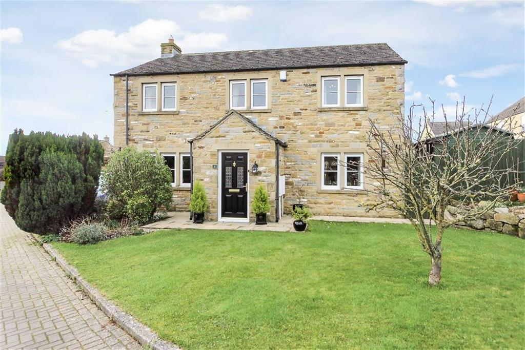 3 Bedrooms Detached House for sale in Springfield Close, Leyburn