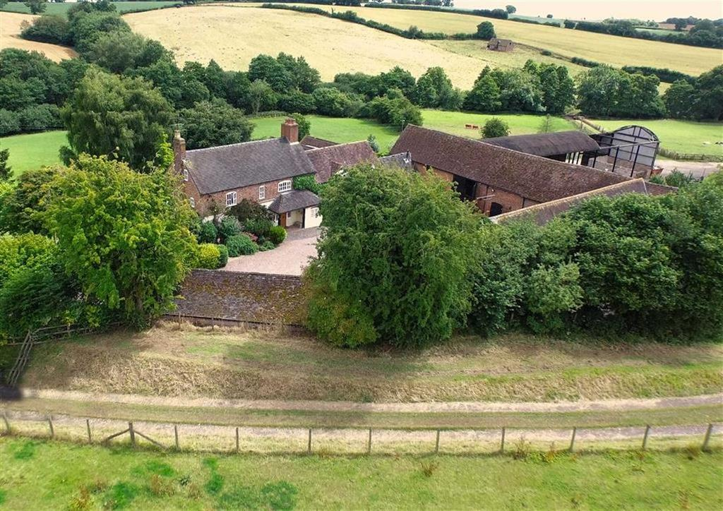 4 Bedrooms Cottage House for sale in Lower Faintree Farm And Barns, Faintree, Bridgnorth, Shropshire, WV16