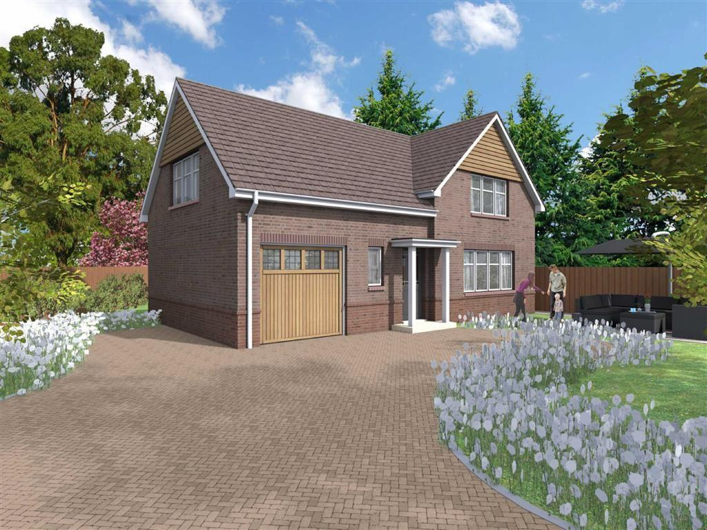3 Bedrooms Detached House for sale in Priory Road, Ferndown, Dorset