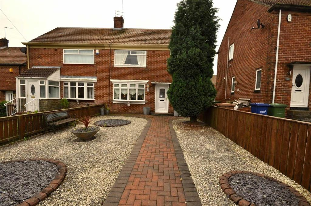 2 Bedrooms Detached House for sale in Alnwick Road, Farringdon, Sunderland