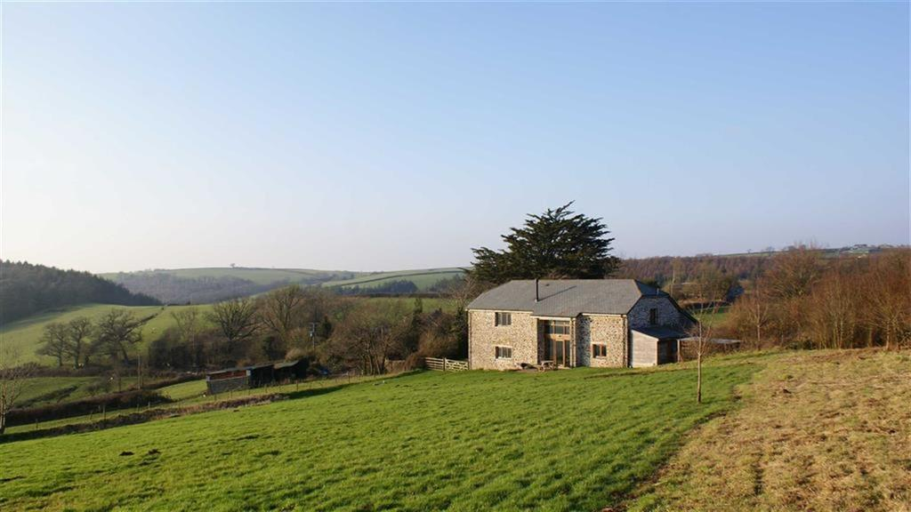 5 Bedrooms Detached House for sale in Woolleigh Barton Barns, Beaford, Winkleigh, Devon, EX19