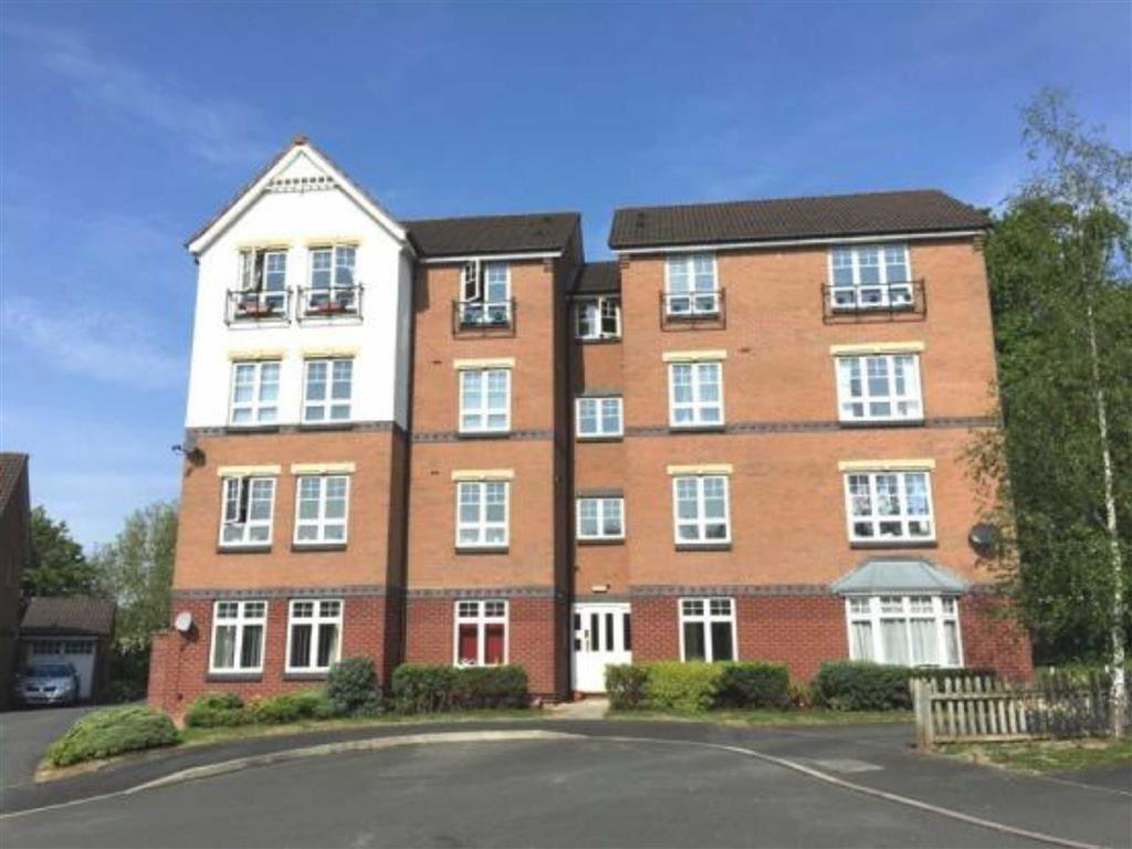 2 Bedrooms Apartment Flat for sale in Kennet Green, Worcester, WR5