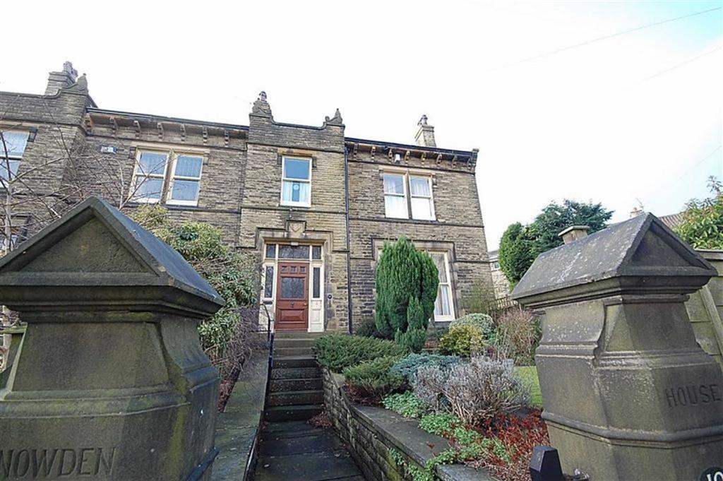 4 Bedrooms End Of Terrace House for sale in Dingle Road, Gledholt, Huddersfield, HD1