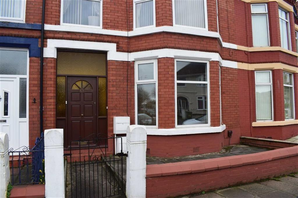 1 Bedroom Apartment Flat for sale in Mount Road, Tranmere, CH42