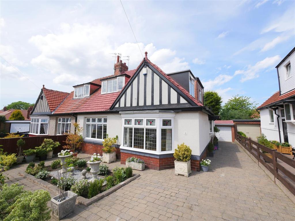 3 Bedrooms Semi Detached Bungalow for sale in Holme Gardens, Sunderland