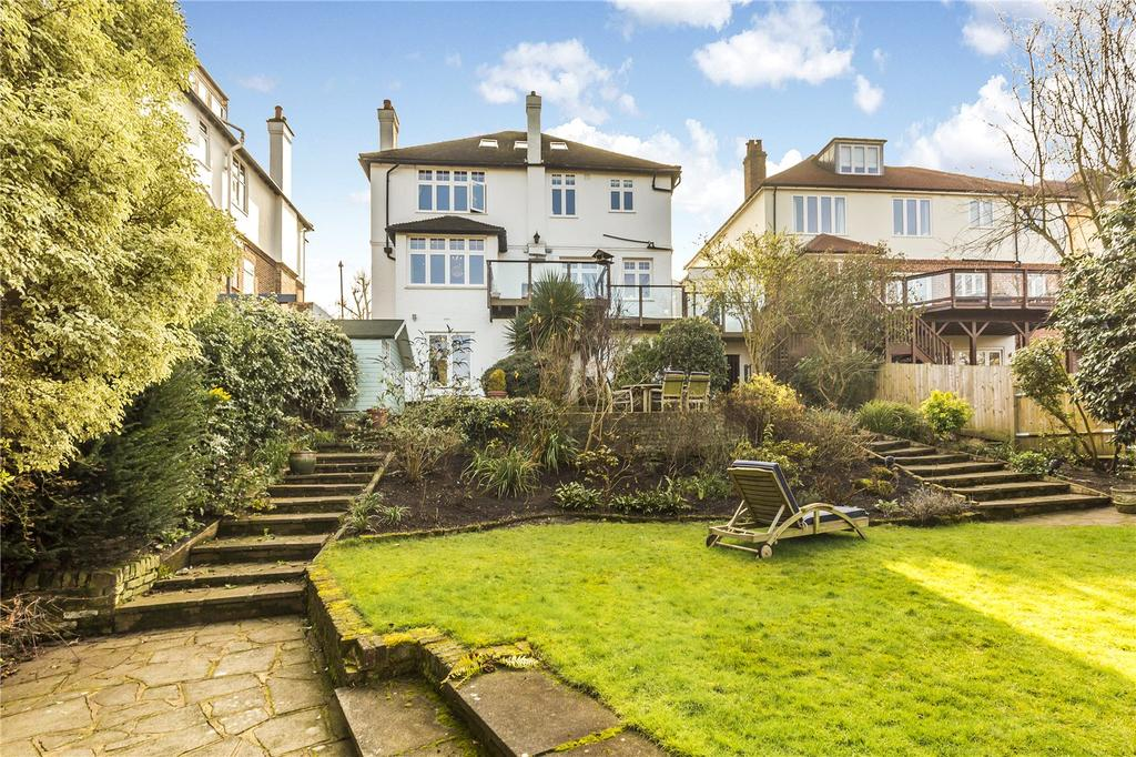 5 Bedrooms Detached House for sale in Ernle Road, London, SW20