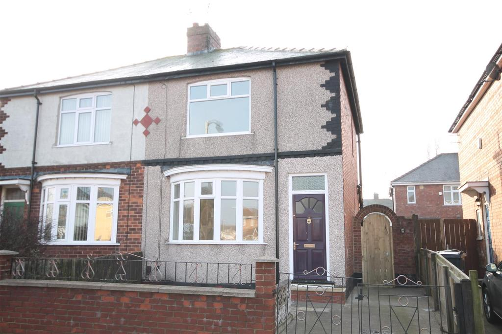 2 Bedrooms Semi Detached House for sale in Malim Road, Darlington