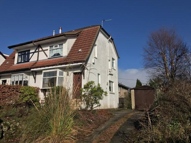 2 Bedrooms Semi Detached House for sale in 60 Hawthorn Avenue, Bearsden, G61 3NQ