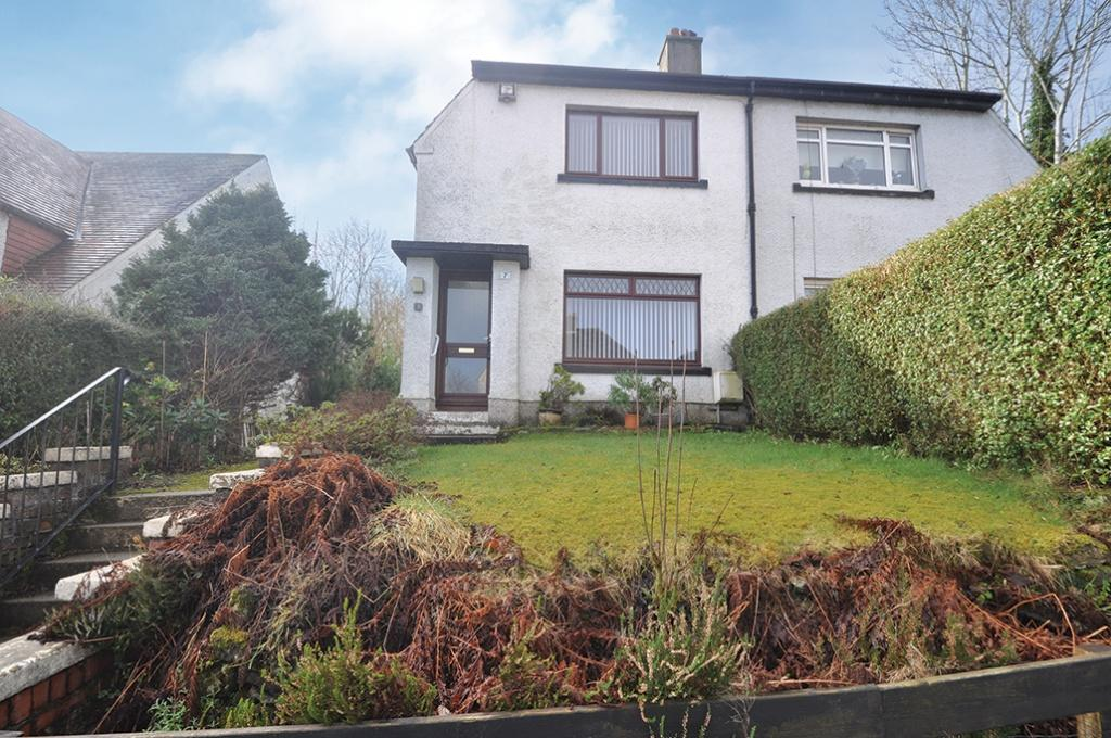 2 Bedrooms Semi Detached House for sale in 7 Moorhill Road, Newton Mearns, G77 6BW