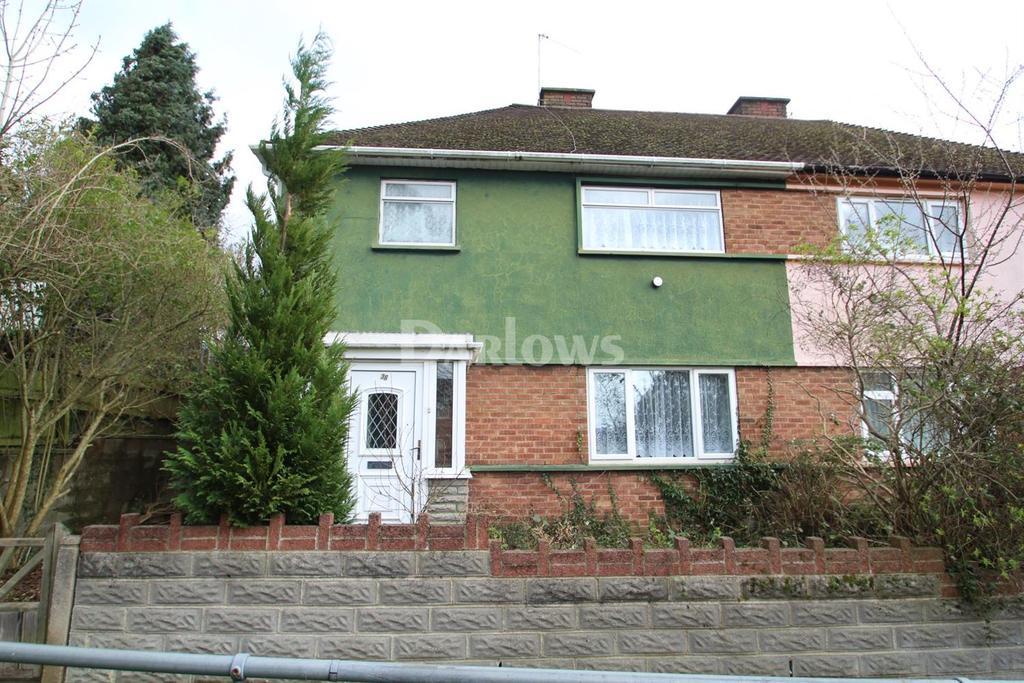 3 Bedrooms Semi Detached House for sale in Plasmawr Road, Fairwater , Cardiff