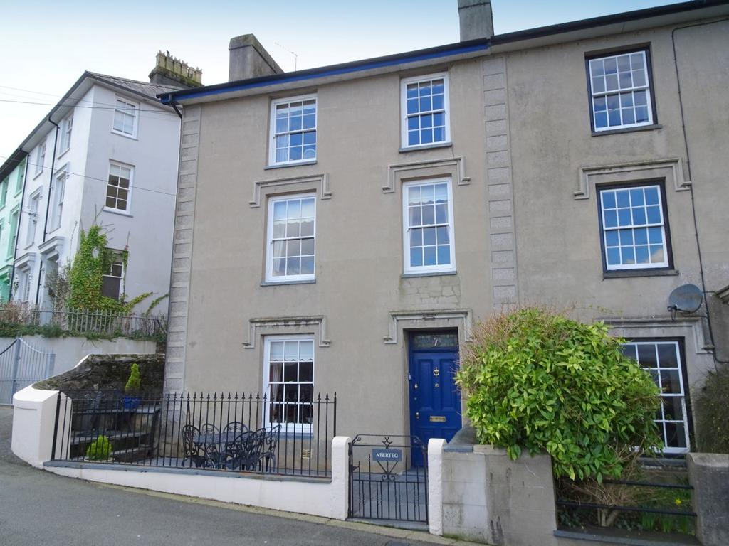 3 Bedrooms End Of Terrace House for sale in 7 Marine Terrace, Porthmadog LL49