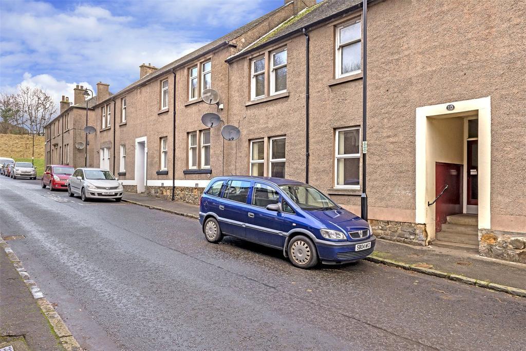 2 Bedrooms Flat for sale in 10B Lower Castlehill, Stirling, FK8