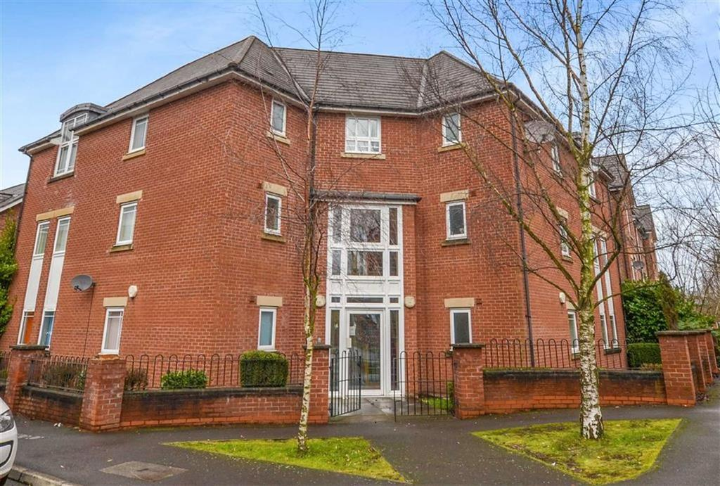 2 Bedrooms Apartment Flat for sale in Bankwell Street, Hulme, Manchester, M15