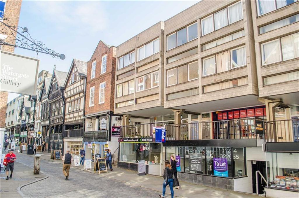 4 Bedrooms Flat for sale in Watergate Row South, Chester, Chester