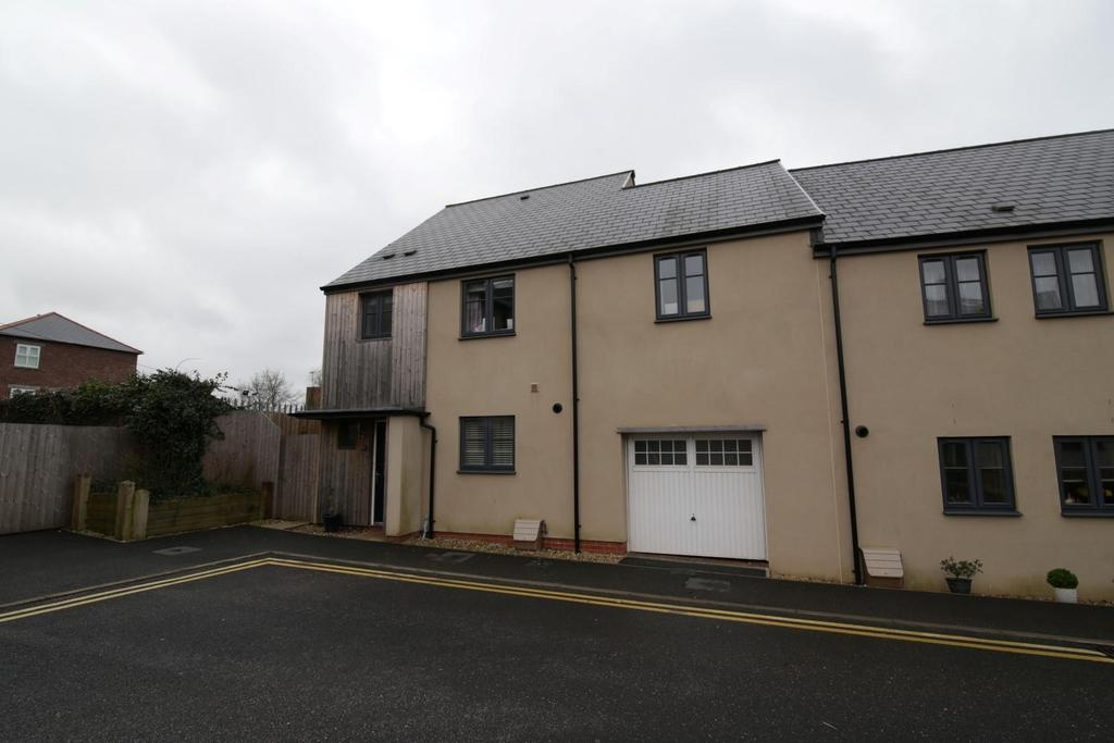 4 Bedrooms House for sale in Perreyman Square, Tiverton