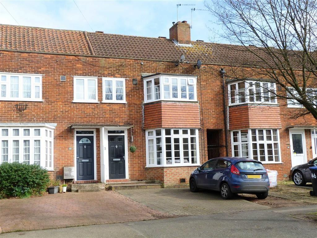 3 Bedrooms Terraced House for sale in Lemsford Lane, West Side, Welwyn Garden City