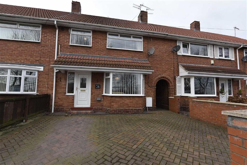 3 Bedrooms Terraced House for sale in Lobley Hill