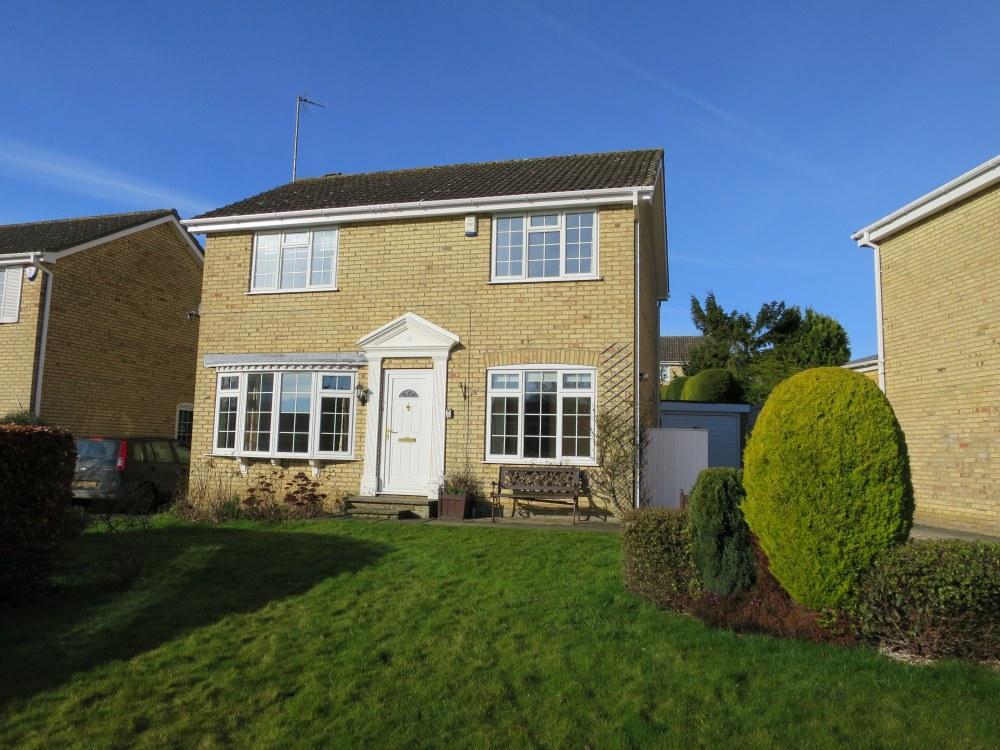 3 Bedrooms Detached House for sale in 8 Russett Road, Malton YO17 7YS