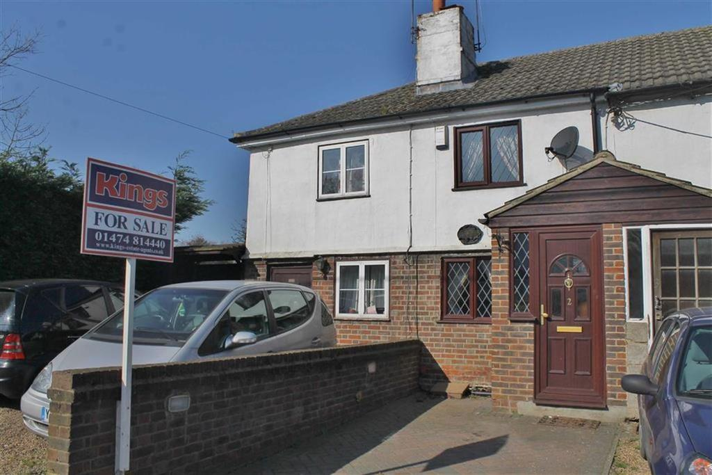 2 Bedrooms Cottage House for sale in South Street Cottages, Culverstone