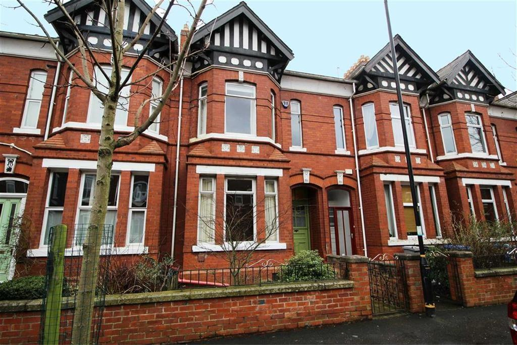 4 Bedrooms Terraced House for sale in Stamford Street, Old Trafford