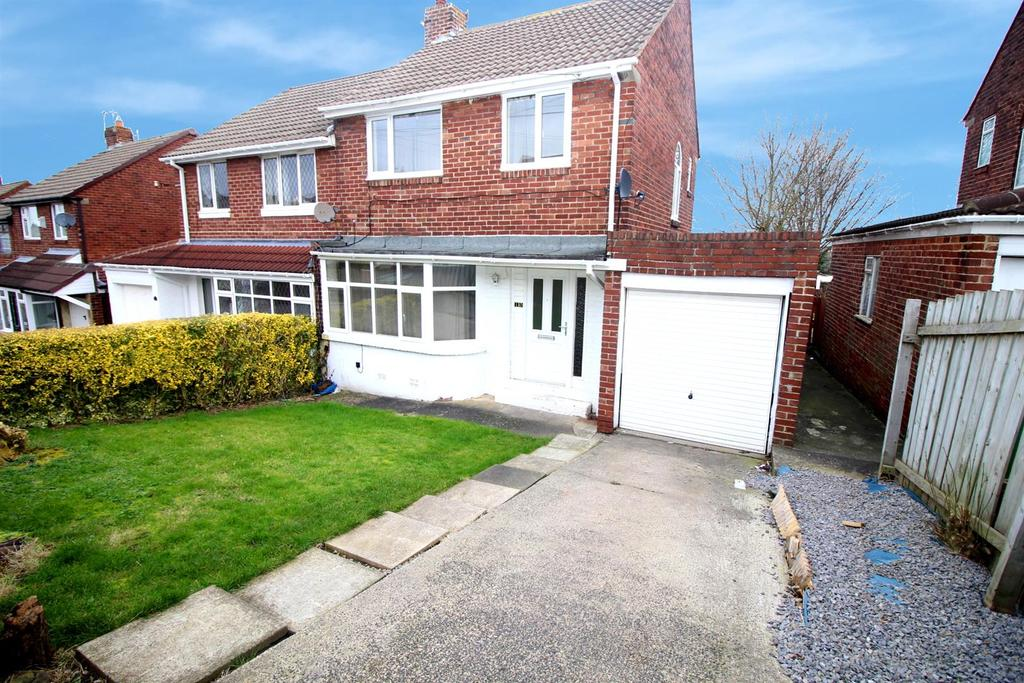 3 Bedrooms House for sale in Mountside Gardens, Gateshead