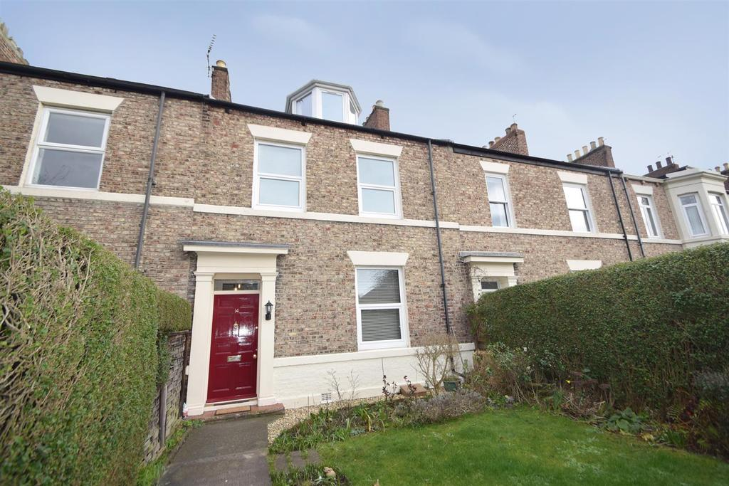 4 Bedrooms Terraced House for sale in Spring Terrace, North Shields