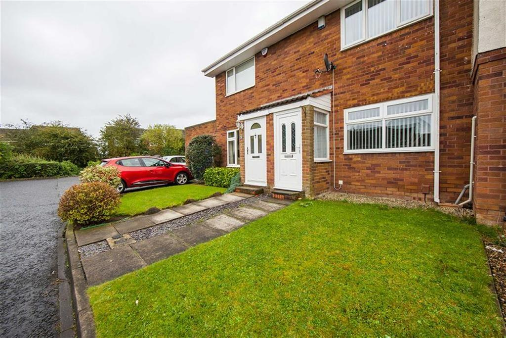 2 Bedrooms Terraced House for sale in Carnforth Close, Hadrian Park, Wallsend, NE28