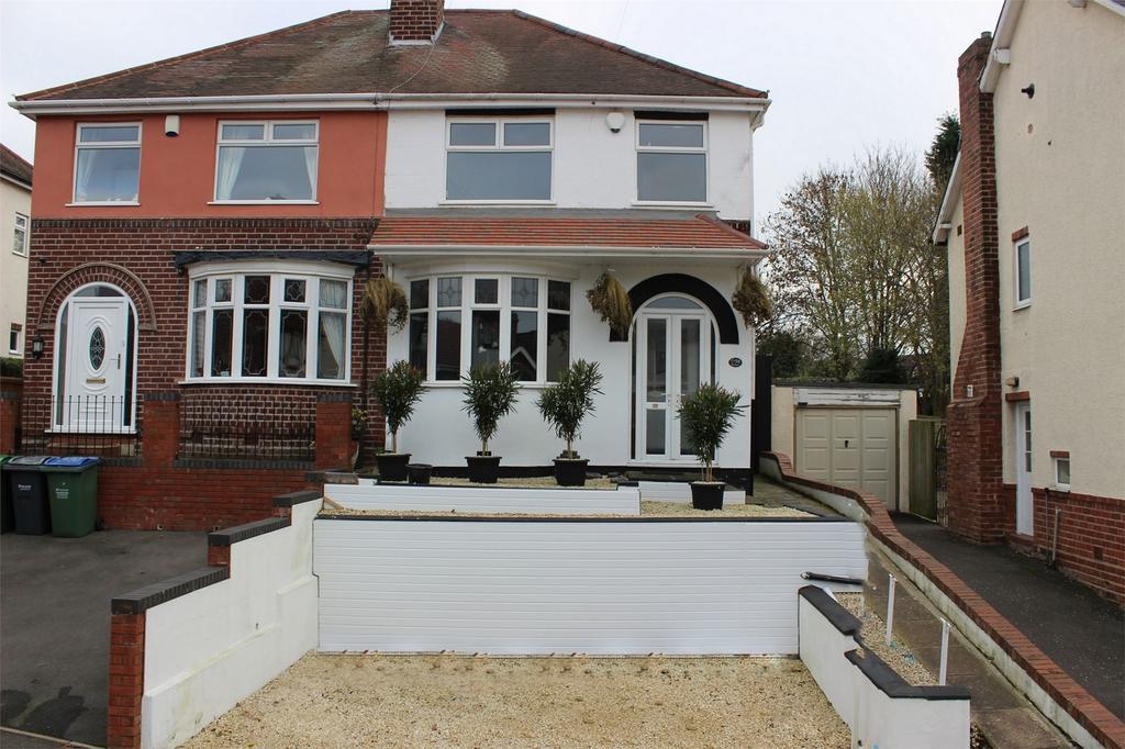 3 Bedrooms Semi Detached House for sale in 56 Duke Street, ROWLEY REGIS, West Midlands