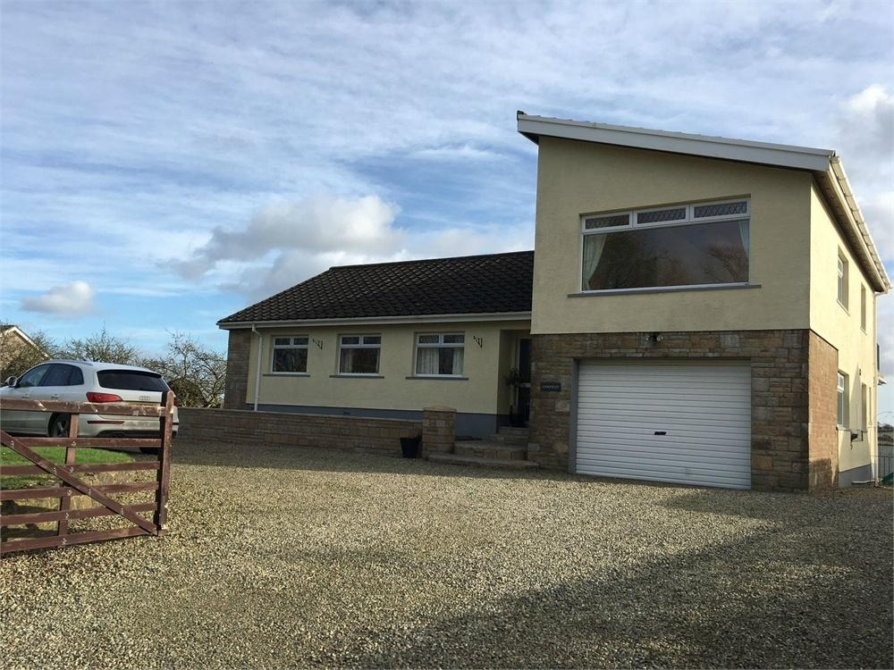 4 Bedrooms Detached House for sale in 43 New Road, Hook, Haverfordwest, Pembrokeshire