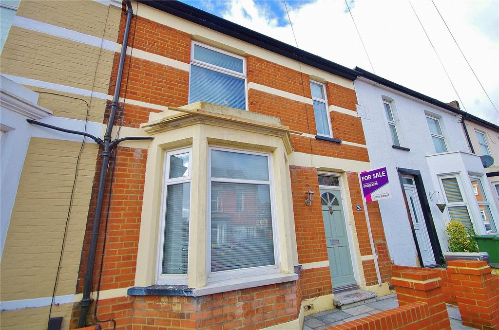 2 Bedrooms Terraced House for sale in Milton Street, Watford, Hertfordshire, WD24