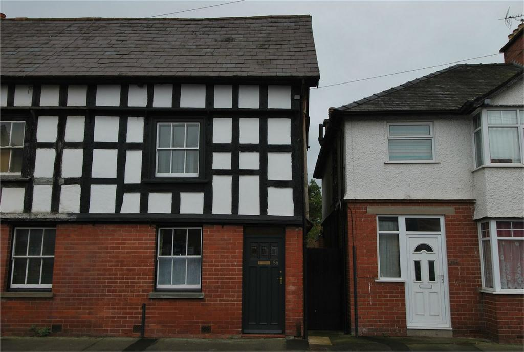 3 Bedrooms Semi Detached House for sale in Bridge Street, Leominster, Herefordshire