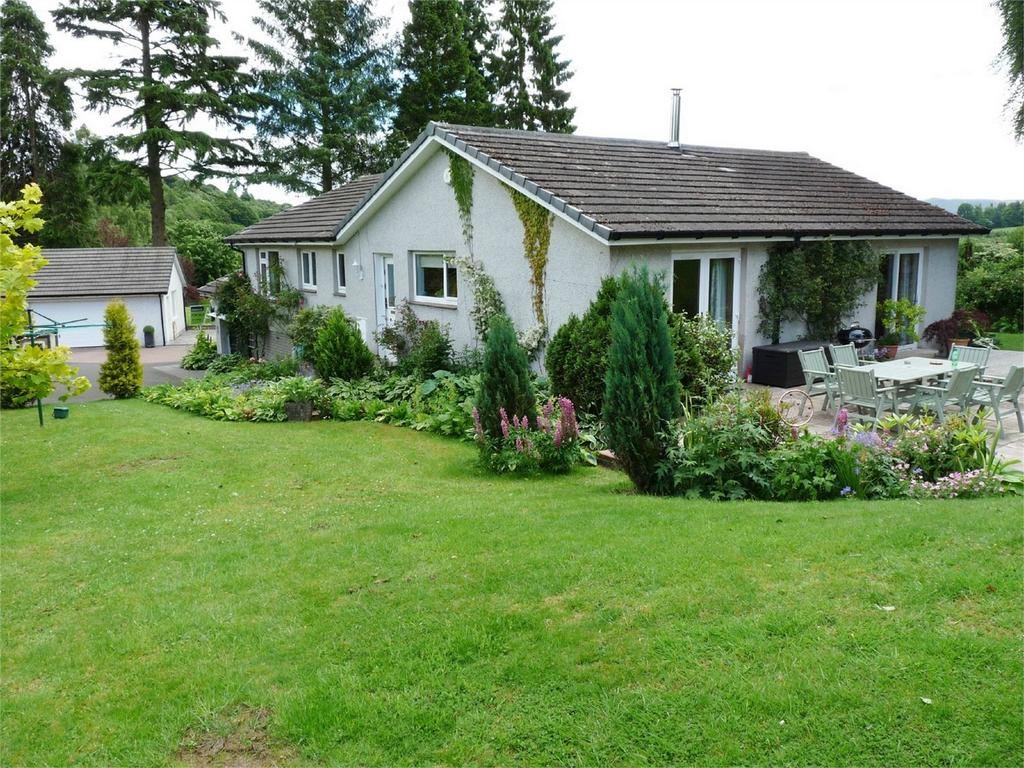 3 Bedrooms Detached Bungalow for sale in Cuil Gorm, Duncrievie Road, Duncrievie, Perth and Kinross