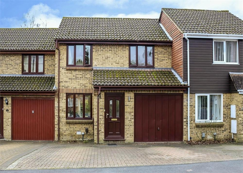 3 Bedrooms Terraced House for sale in Townsend Close, Forest Park, Bracknell, Berkshire