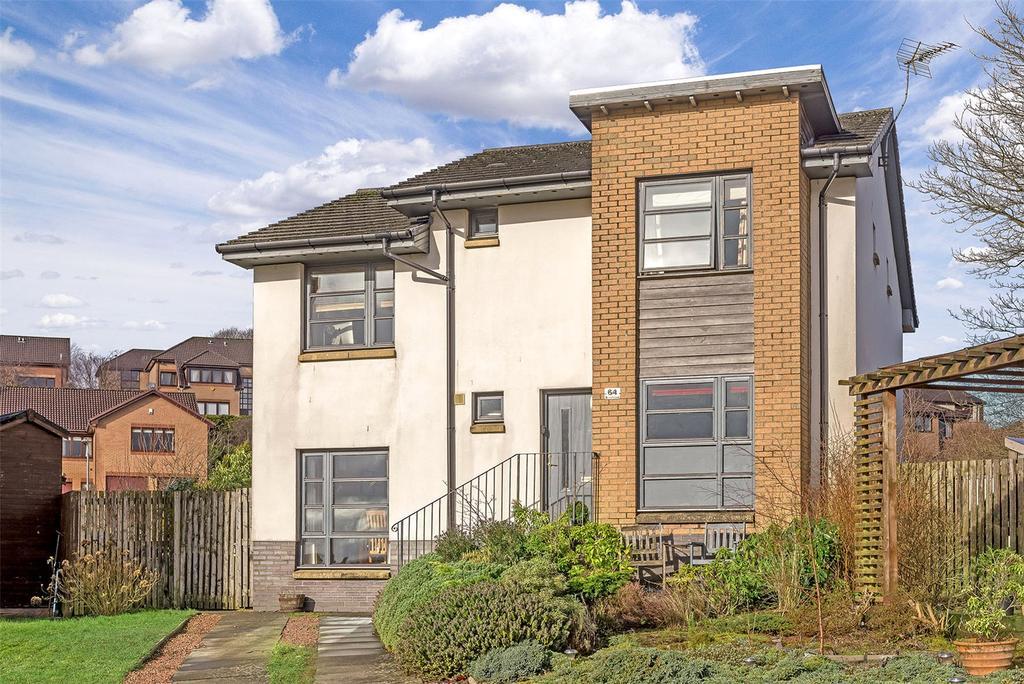 4 Bedrooms Detached House for sale in 64 Braehead, Lochwinnoch, Renfrewshire, PA12