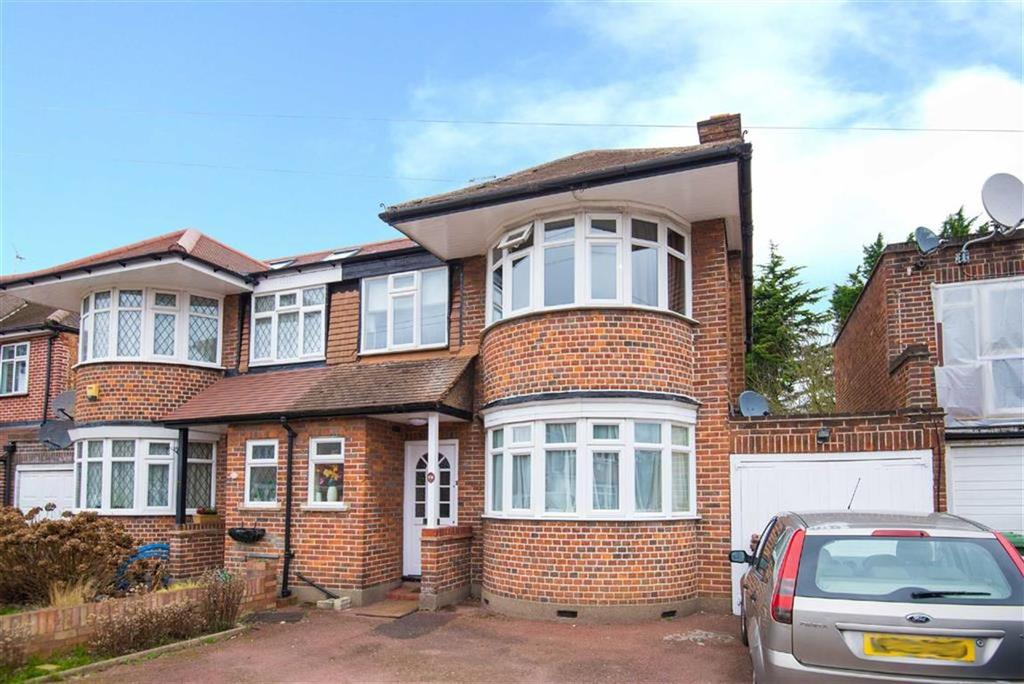 3 Bedrooms Semi Detached House for sale in Cannonbury Avenue, Eastcote, Middlesex