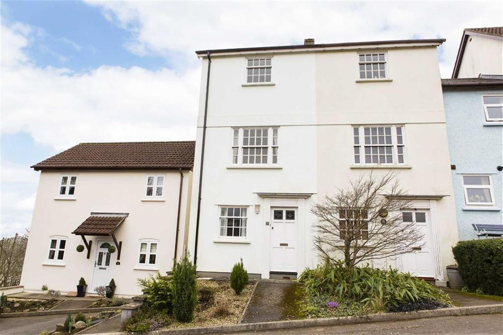 3 Bedrooms Semi Detached House for sale in Beaufort Place, Chepstow
