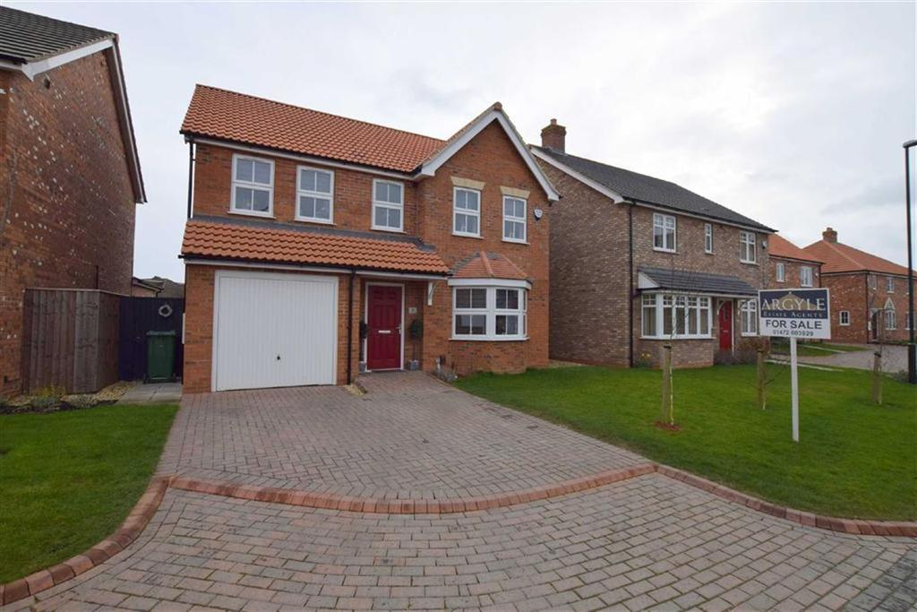 4 Bedrooms House for sale in Foxtail Close, Scartho, North East Lincolnshire