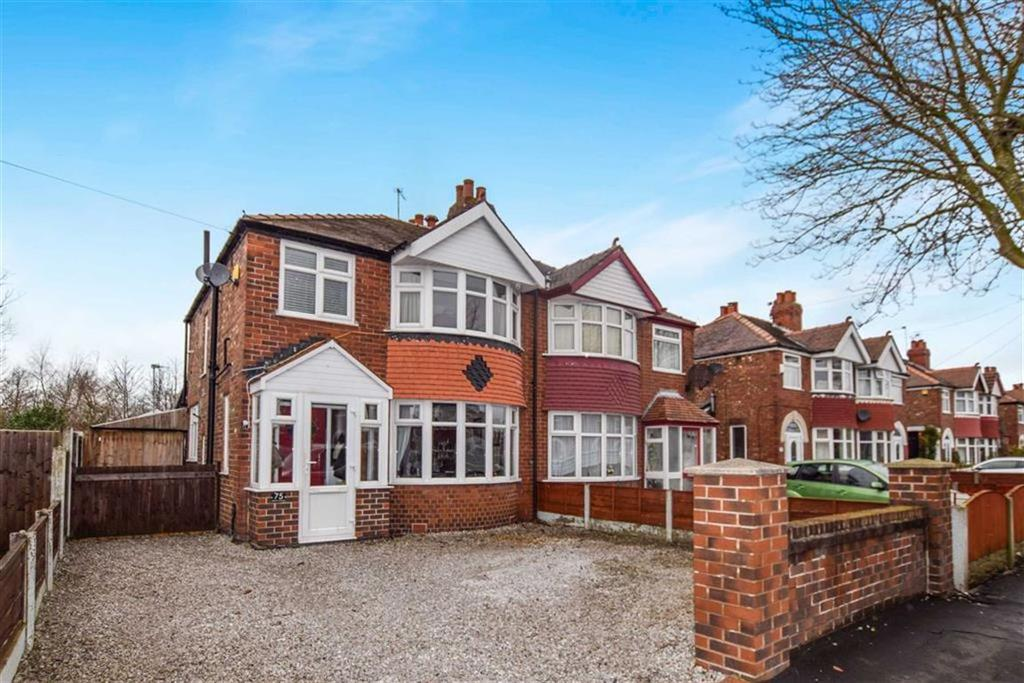 4 Bedrooms Semi Detached House for sale in Sylvan Avenue, Timperley, Cheshire, WA15