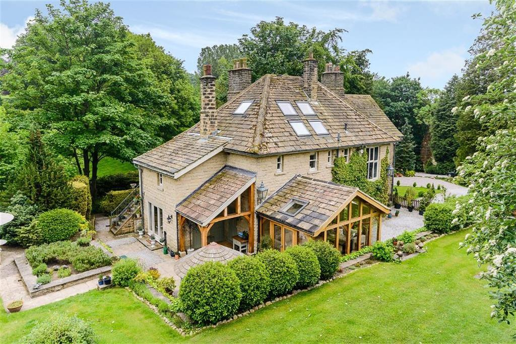 6 Bedrooms Detached House for sale in Shaw Lane, Farnham, North Yorkshire