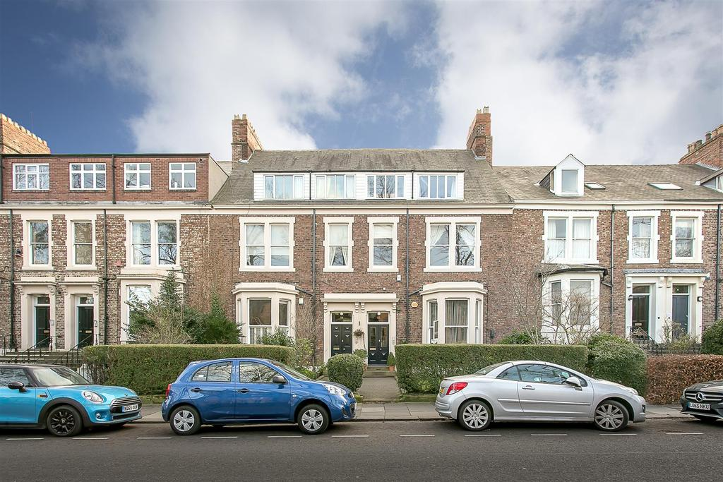 3 Bedrooms Maisonette Flat for sale in Burdon Terrace, Jesmond, Newcastle upon Tyne