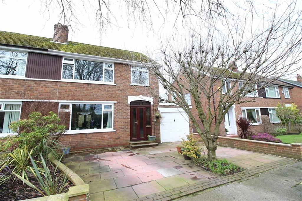 3 Bedrooms Semi Detached House for sale in Kenmore Road, Sale
