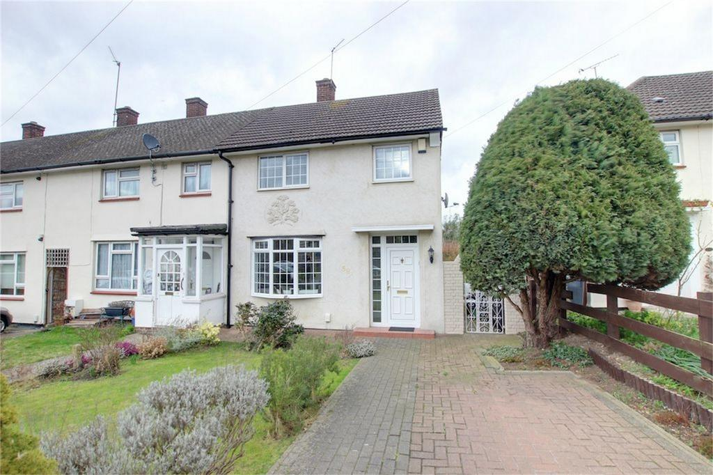3 Bedrooms End Of Terrace House for sale in Ibbetson Path, Loughton, Essex