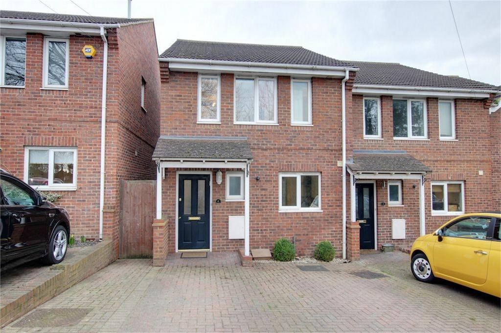 3 Bedrooms End Of Terrace House for sale in Tudor Place, Lower Queens Road, Buckhurst Hill, Essex
