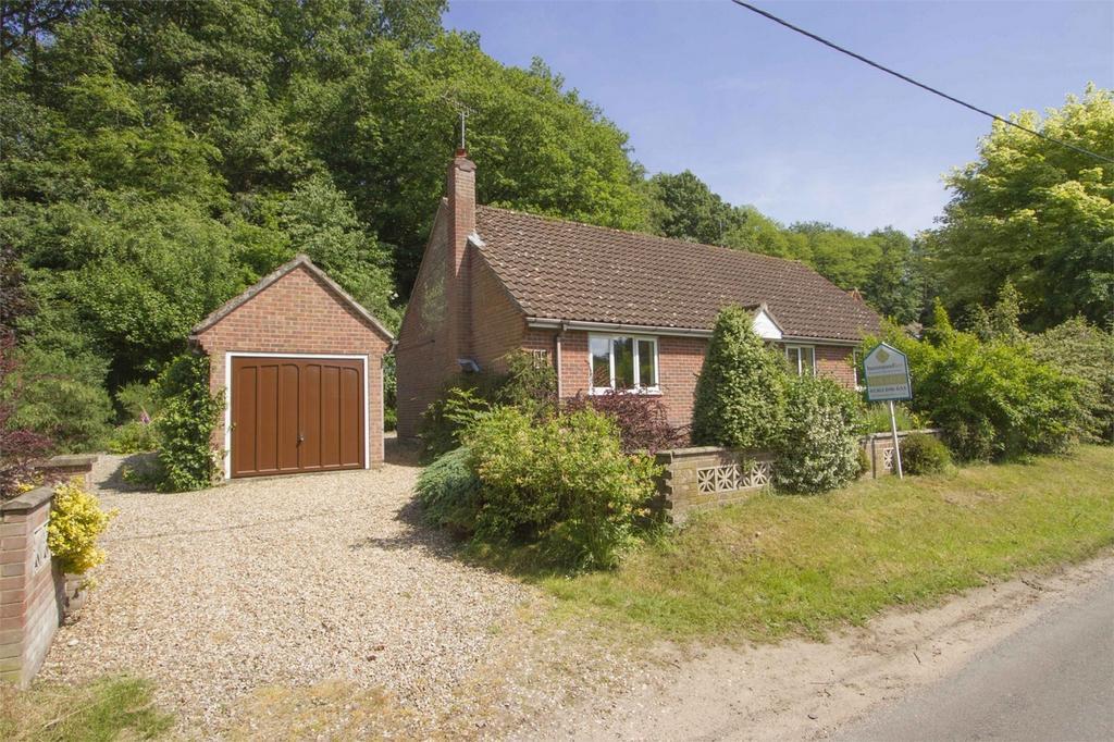 3 Bedrooms Detached Bungalow for sale in Rectory Road, Elsing, Norfolk