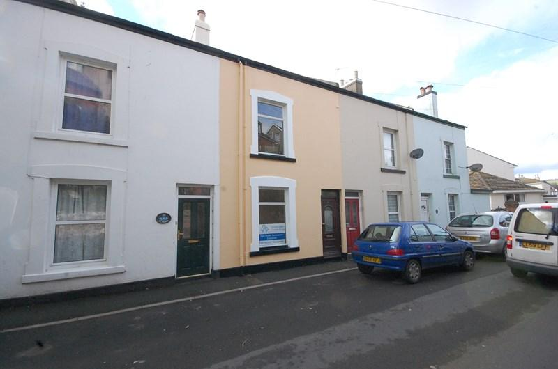 3 Bedrooms Terraced House for sale in Coombe Vale Road, Teignmouth