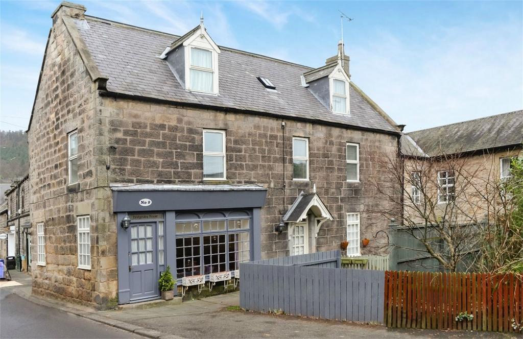 4 Bedrooms Flat for sale in Bridge Street, Rothbury, Morpeth, Northumberland