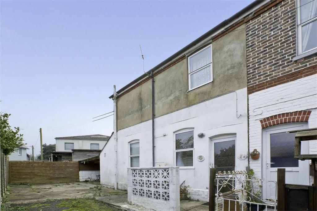 4 Bedrooms End Of Terrace House for sale in Railway Cottages, Cooksbridge, Lewes, East Sussex