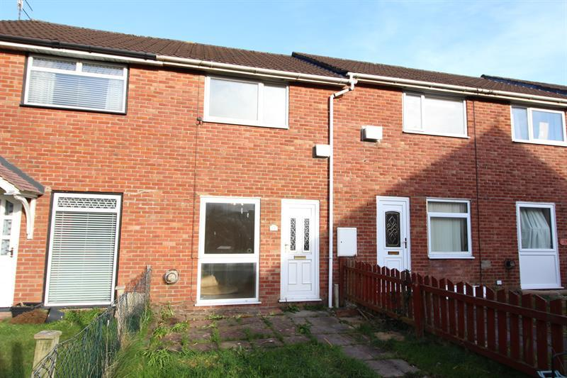 2 Bedrooms Terraced House for sale in Maes Briallu, Caerphilly