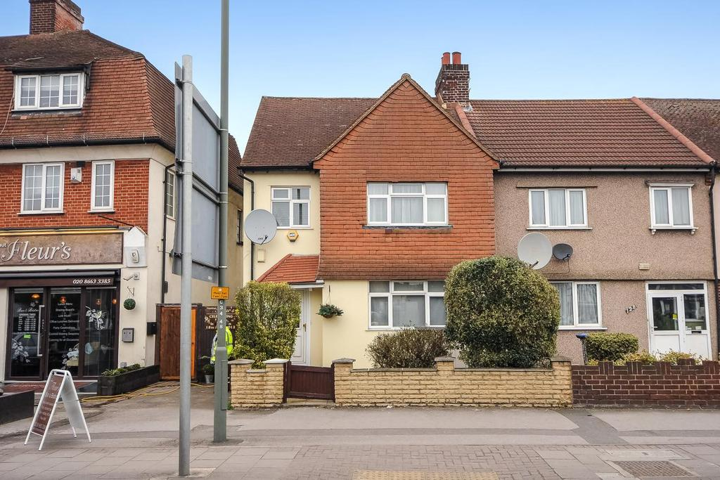 3 Bedrooms Terraced House for sale in Croydon Road, Beckenham, BR3