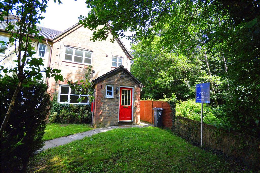 3 Bedrooms End Of Terrace House for sale in Skibereen Close, Pontprennau, Cardiff, CF23